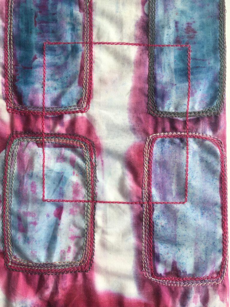 Textile Artist Barbara Seery