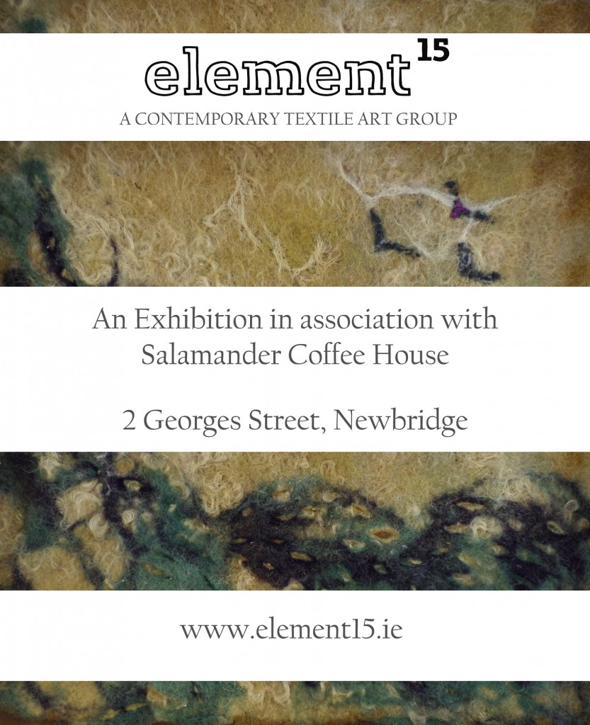 element 15 poster at salamander coffee house copy