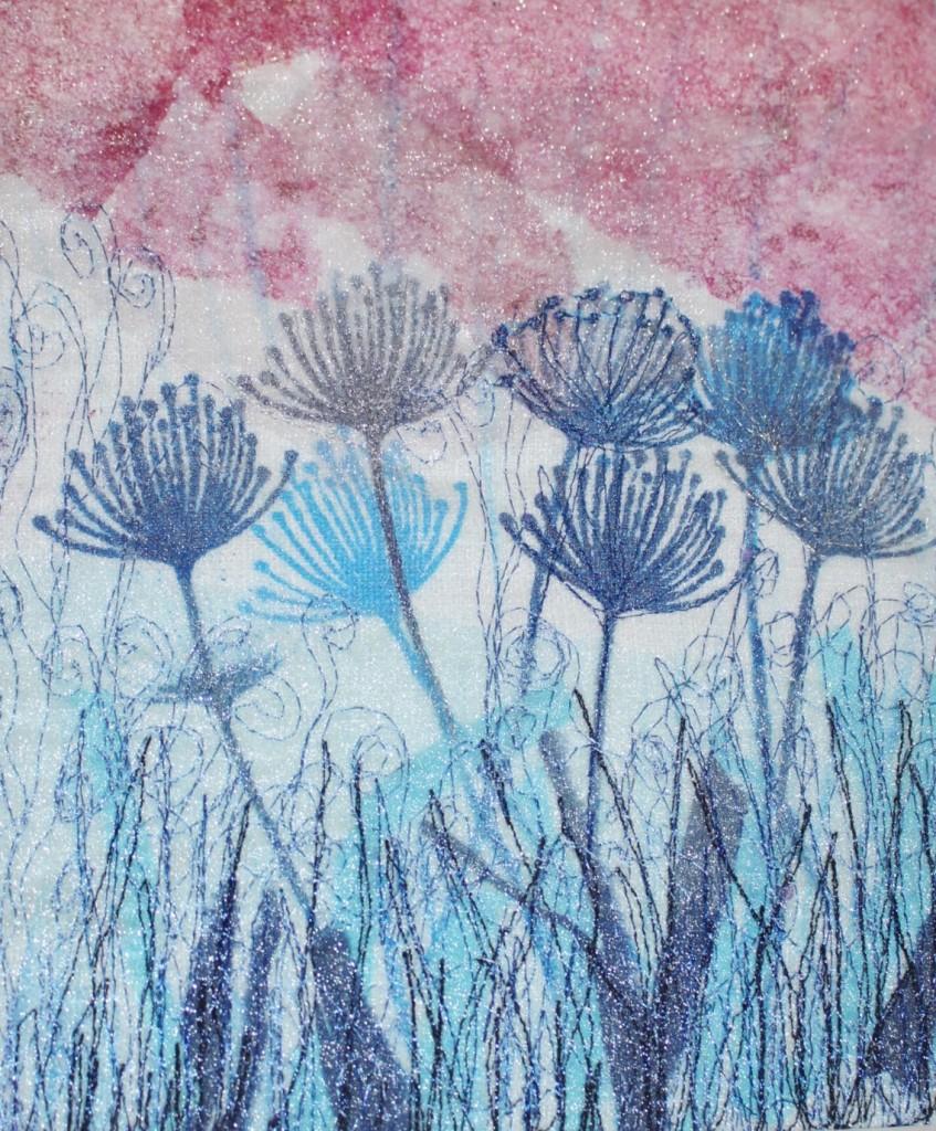 Misty Blue, Kathrina Hughes