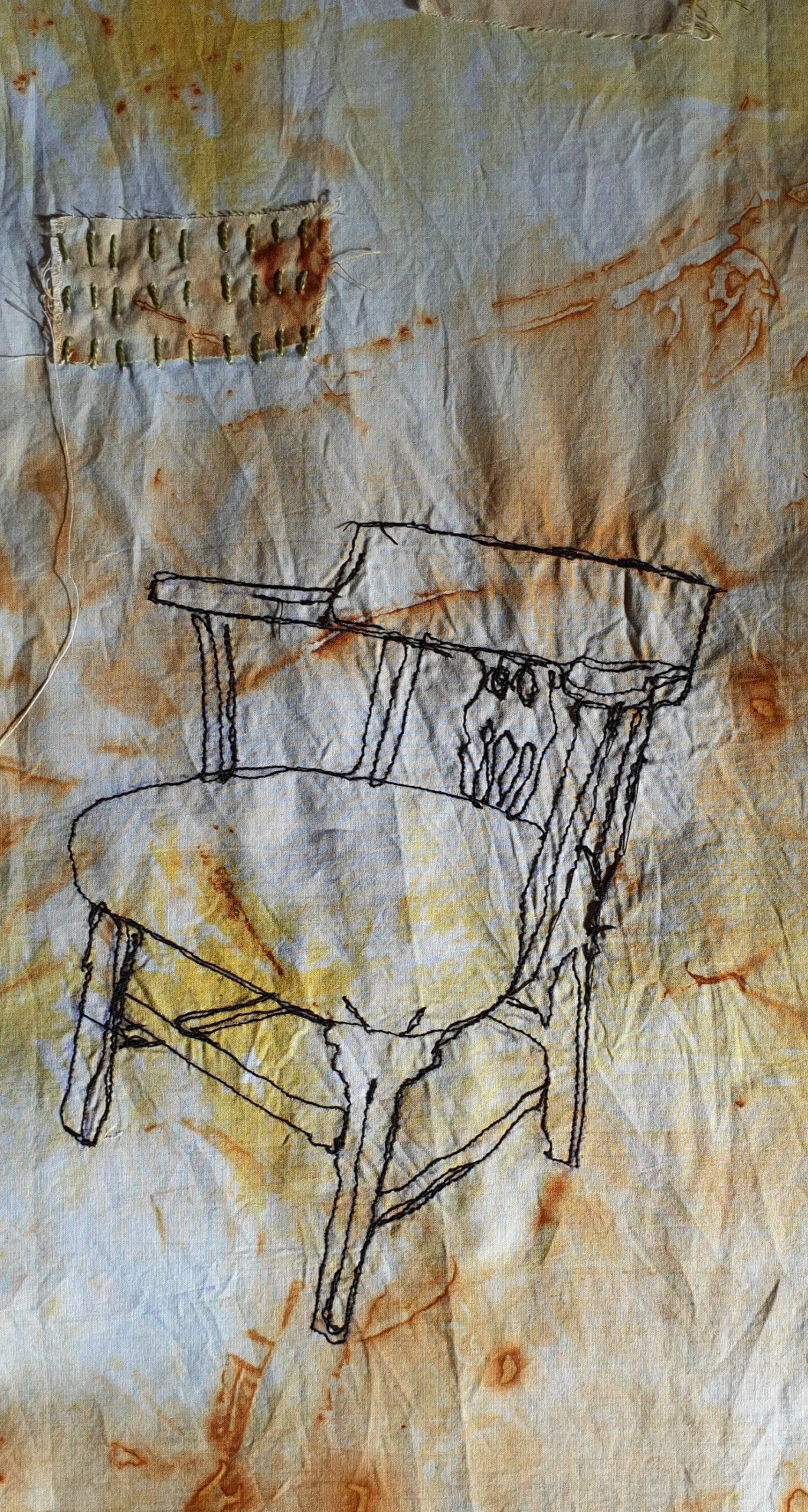 The Chair (detail)| Pauline Kiernan, element15
