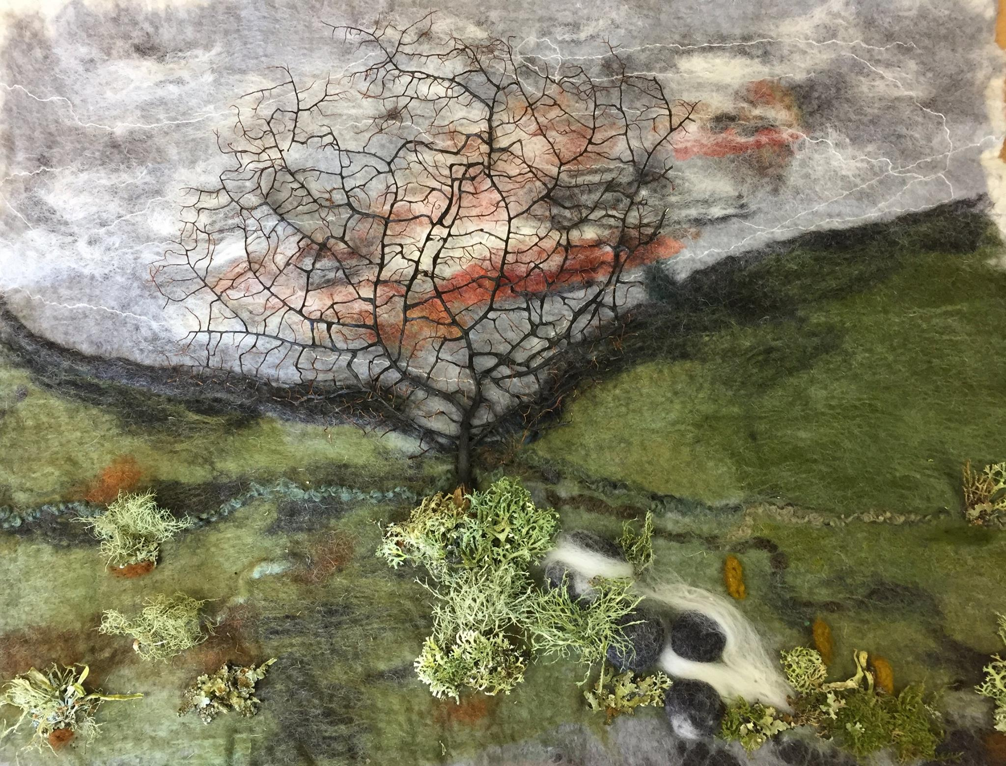 As Winter Bares the Trees, Asta Gauronskyte, element15