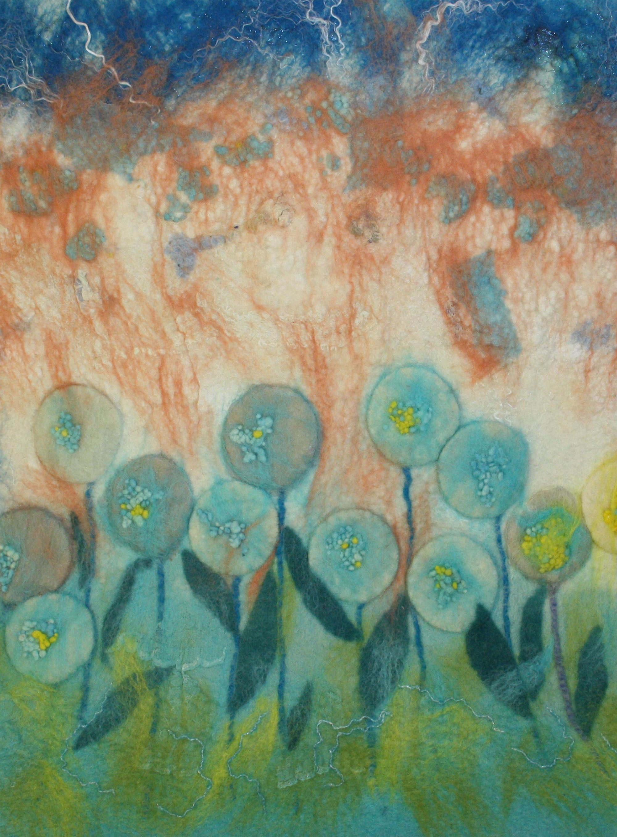 Silent Garden, Elaine Peden, element15