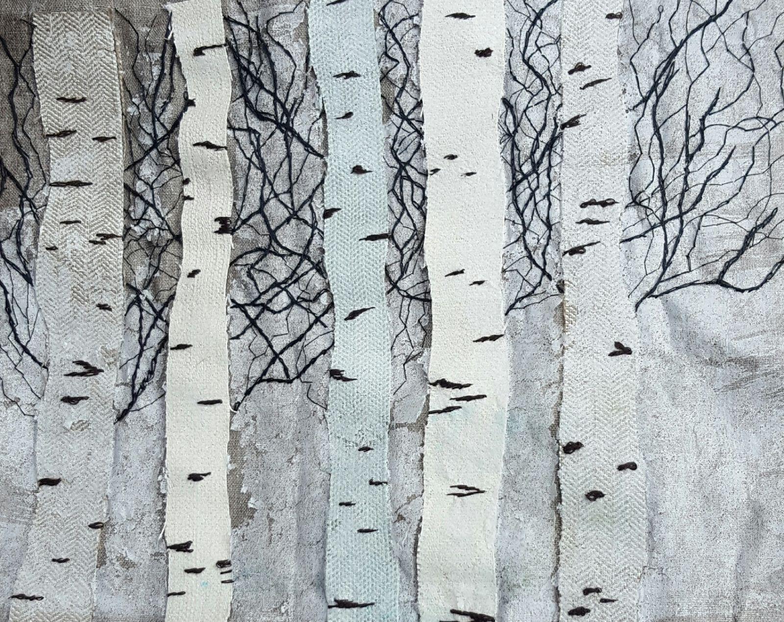 Birches I Winter Lines, Hannaleena Ahonen, element15