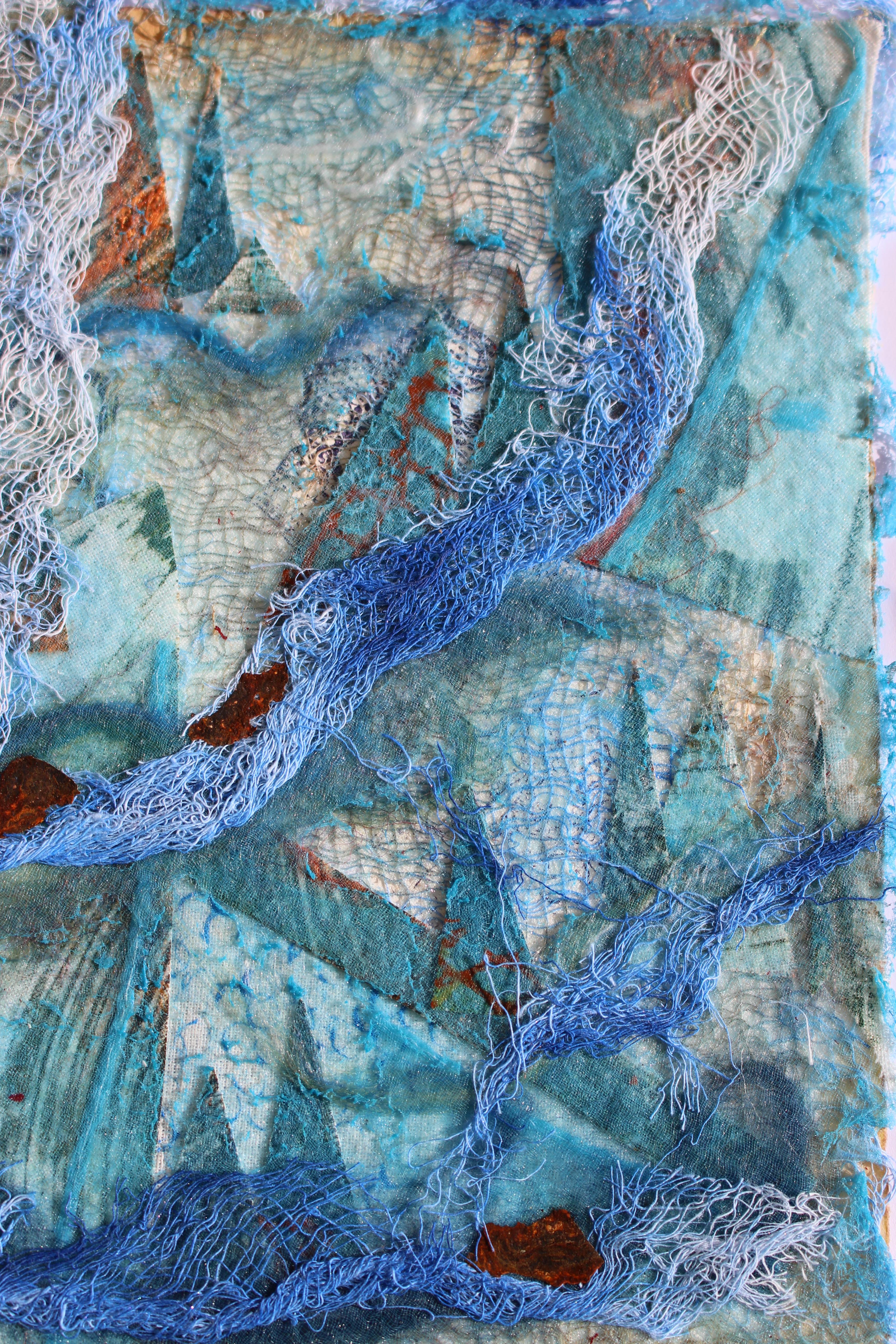 Reminiscence (detail), Helen McLoughlin, element15