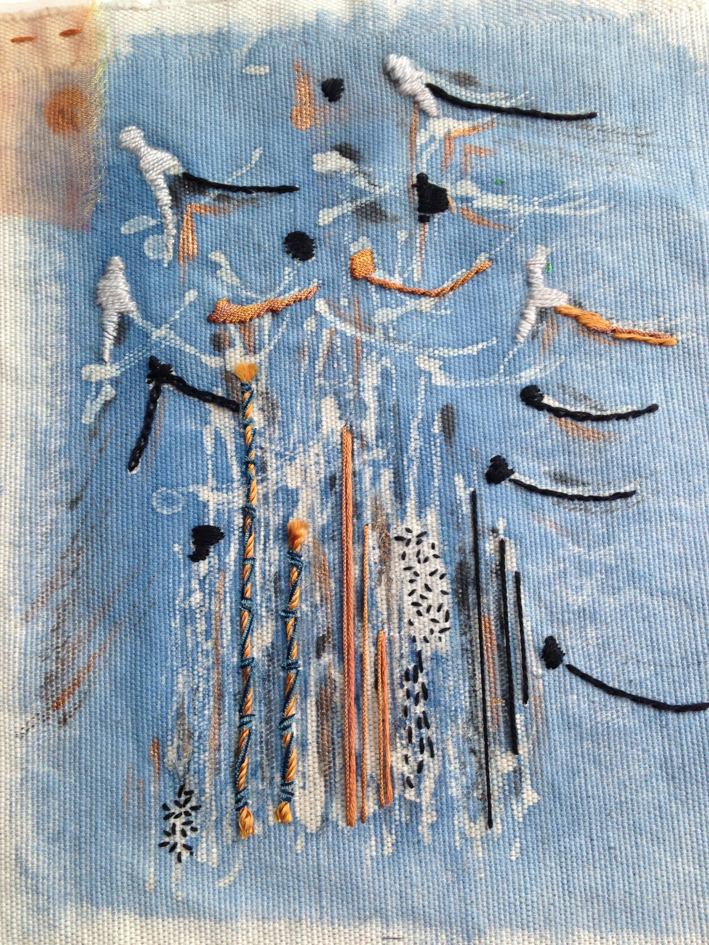 Ascent (detail), Caroline Fitzgerald, element15