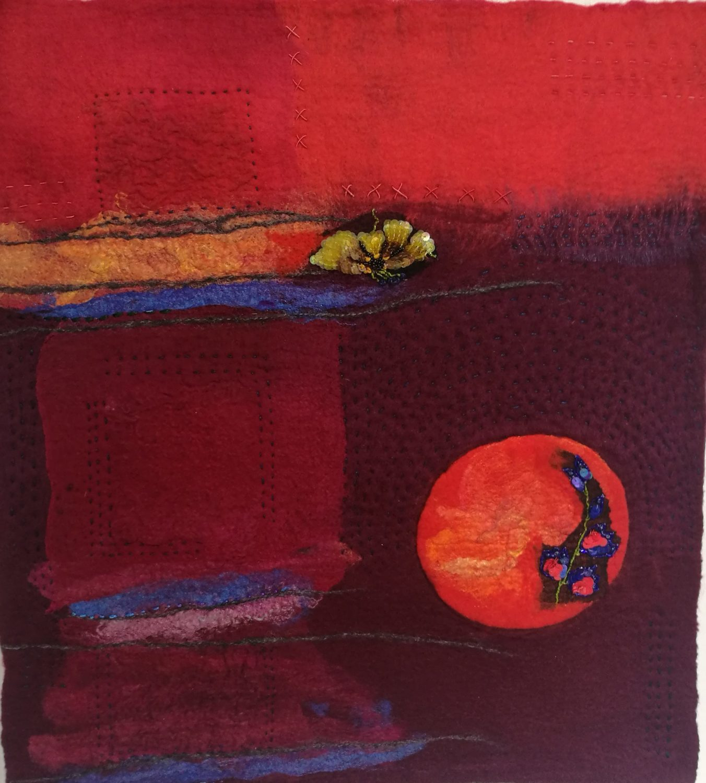 Something Red, Elaine Peden, element15