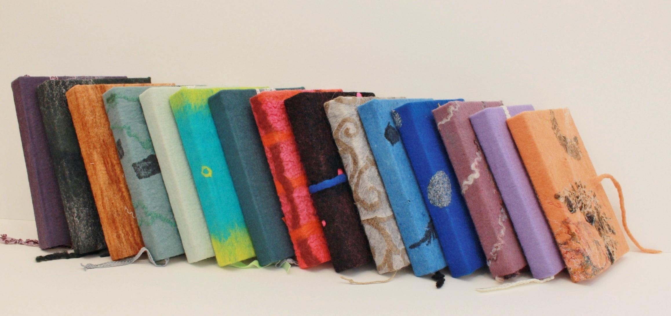 Notebooks, Asta Gauronskyte, element15