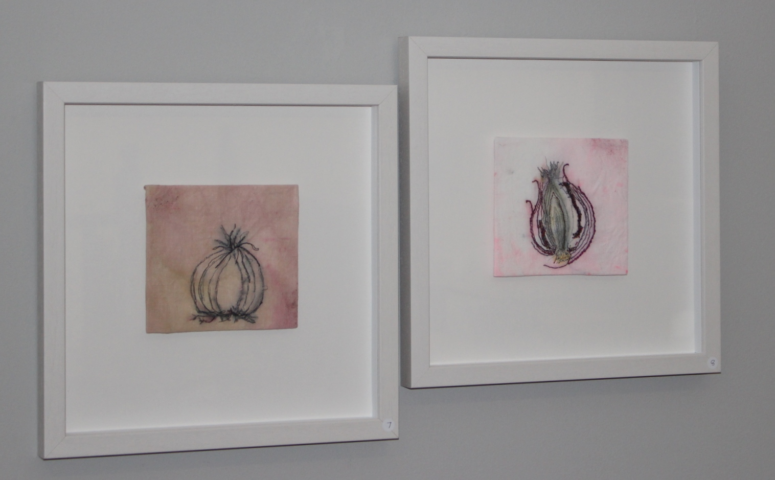Onion II and Onion III, Rina Whyte, element15