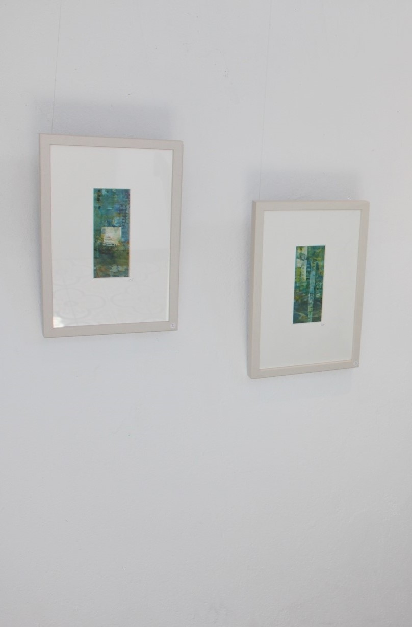Submersion I and II, Colleen Prendiville, element15
