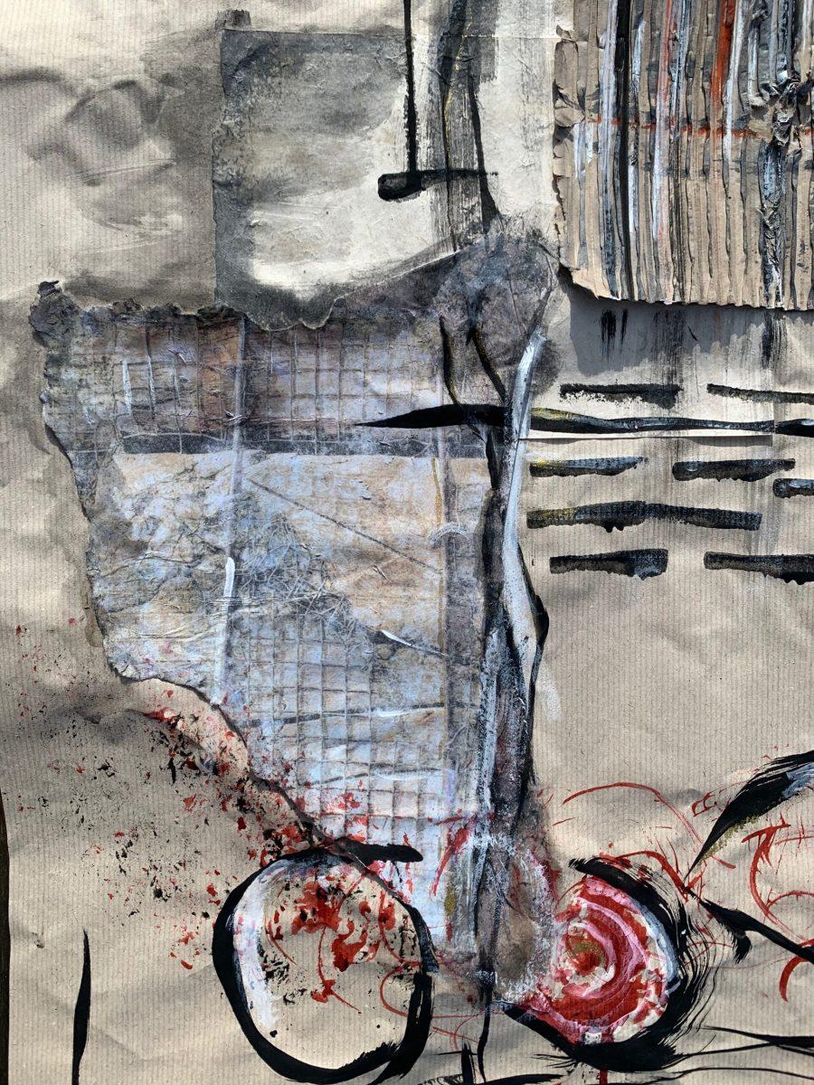 Untitled (detail), Caroline Fitzgerald