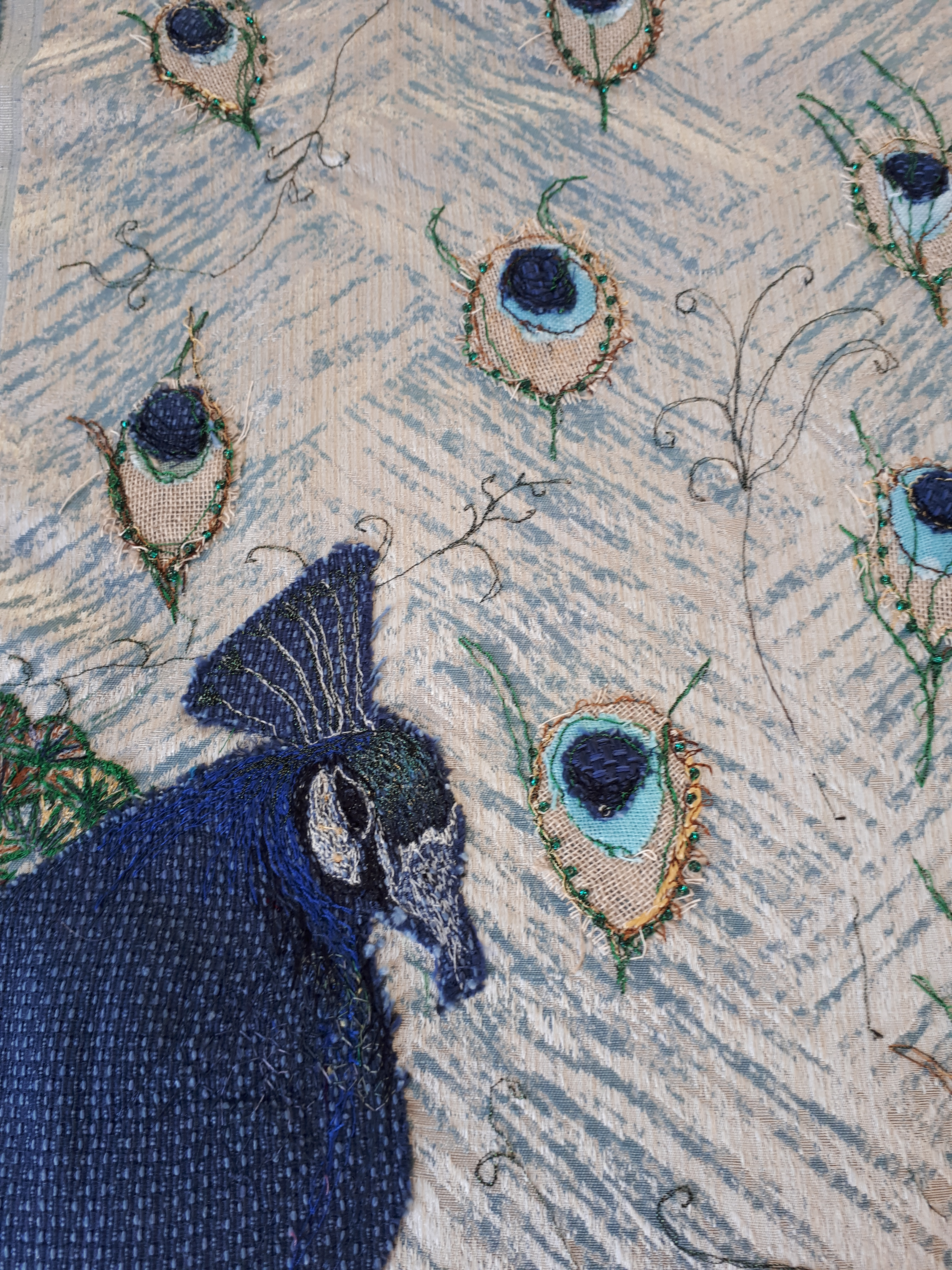 Peacock, Rina Whyte, element15