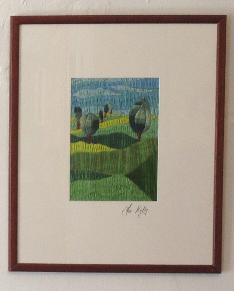 Yellow Meadow, Dee Kelly, element15