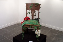 My Grandmother's Chair, Asta Gauronskyte, element15
