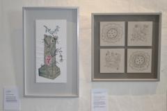 Echoes Exhibitition, Castletown House, element15