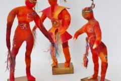 Amazonian Warriors, Marie Dunne, element15