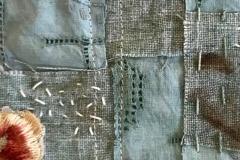 Embroidered History, Pauline Kiernan, element15