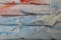Unfolding Waves (detail), Helen McLoughlin, element15