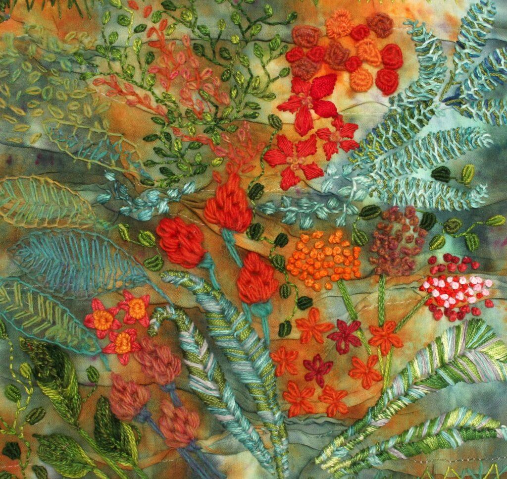 Secret Garden I, Hannaleena Ahonen